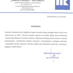 Inwestprojekt Katowice